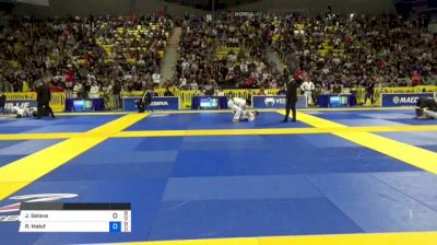 Jonathan Satava vs Robby Malof 2018 World IBJJF Jiu-Jitsu Championship