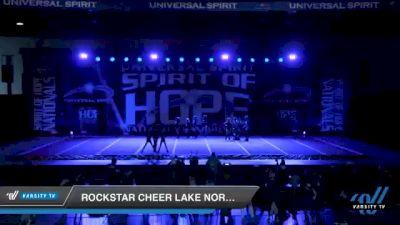 Rockstar Cheer Lake Norman Blondie [2021 Youth 1 Day 2] 2021 Universal Spirit: Spirit of Hope National Championship