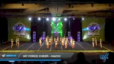 Hit Force Cheer - Havoc [2021 L2 Senior - D2 Day 3] 2021 CSG Super Nationals DI & DII