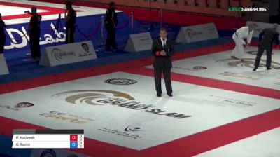 Pawel Kozlowsk vs Guilherme Rocha Abu Dhabi Grand Slam Abu Dhabi