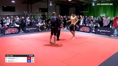 Diego Vazquez vs Art Garcia 2019 ADCC North American Trials