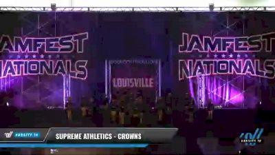 Supreme Athletics - Crowns [2021 L2.2 Mini - PREP Day 1] 2021 JAMfest: Louisville Championship