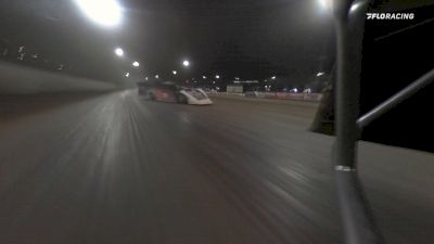 On-Board Highlights From Tyler Erb's Heat Race Friday At Eldora
