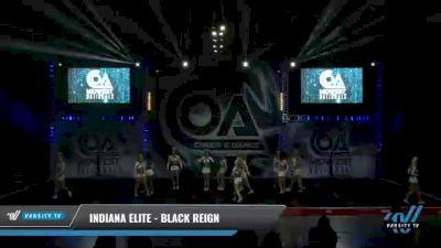 Indiana Elite - Black Reign [2021 L6 Senior - XSmall Day 1] 2021 COA: Midwest National Championship