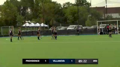 Replay: Providence vs Villanova | Sep 17 @ 5 PM