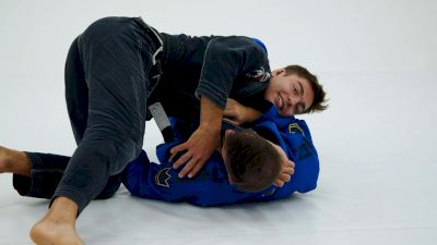 Gianni Grippo Teaches Cross Choke From Side Control