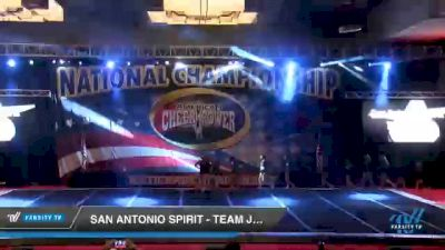 San Antonio Spirit - Team Jade [2021 L3 Senior Coed - D2 Day 3] 2021 ACP Southern National Championship