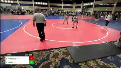 126 lbs Consolation - Richard Murillo, Canyon Springs vs Logan Lopez, Poway Elite