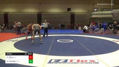 Prelims - Fernie Silva, Indiana vs Alexander Klucker, Lock Haven