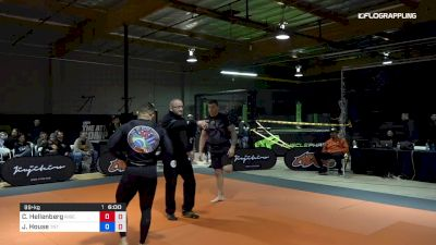 Casey Hellenberg vs Jimmy House 2019 ADCC North American Trials