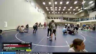 Replay: Mat 4 - 2021 2021 USA Wrestling Utah Preseason Open | Oct 9 @ 9 AM