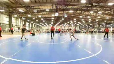 138 lbs Prelims - Ryan Aquilani, Lion's Den Wrestling Club HS vs Caden McCrary, Minion Legends