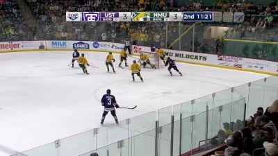 Replay: University of St.  vs Northern Michigan - 2021 St. Thomas vs Northern Michigan | Oct 9 @ 7 PM