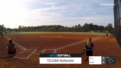 Full Replay - TC-USA Nationals - Sharon Springs Field 4 - Jul 18, 2019 at 7:39 AM EDT