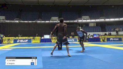Mario Carvalho vs David Longoria World IBJJF Jiu-Jitsu No-Gi Championships