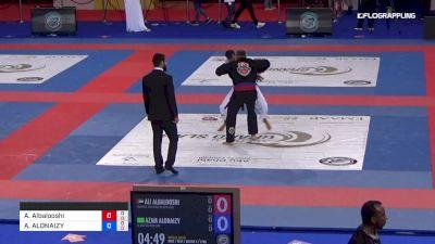 Ali Albalooshi vs AZAM ALONAIZY 2019 Abu Dhabi Grand Slam Abu Dhabi