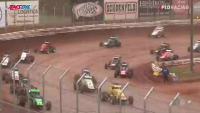 Feature Replay | USAC Sprints at BAPS Motor Speedway