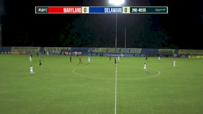 Replay: Maryland vs Delaware | Oct 12 @ 7 PM