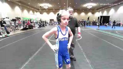 59 lbs Rr Rnd 1 - Ramzan Akylbekov, Pennsylvania vs Mason Little, Journeymen Wrestling Club