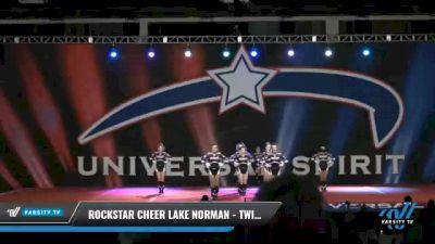 Rockstar Cheer - Lake Norman - Twisted Sister [2021 L3 Junior - Small Day 1] 2021 Universal Spirit-The Grand Championship