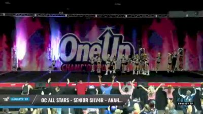 OC All Stars - Senior Silv4r - Anaheim [2021 L4 Senior Coed Day 2] 2021 One Up National Championship