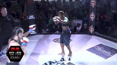 Morgan Hickam vs. Wenona Daniel - Valor Fights 49 Replay