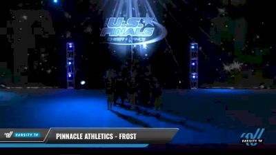Pinnacle Athletics - Frost [2021 L1 Youth - D2 - Medium Day 2] 2021 The U.S. Finals: Phoenix