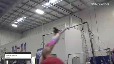 Gracie Harris - Bars, WOGA - 2021 Region 3 Women's Championships