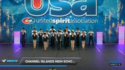 Channel Islands High School [2020 Large Varsity Song/Pom Novice (12-23) Day 3] 2020 USA Spirit Nationals