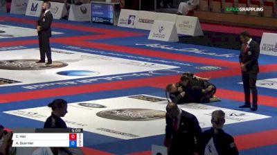 Charlotte Von Baumgarten vs Ariane Guarnier 2018 Abu Dhabi World Professional Jiu-Jitsu Championship