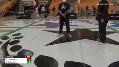 Edgar Gamboa vs Zaylen Crannell 2020 Colorado State Championships