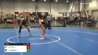 174 lbs Prelims - Dylan Lydy, Purdue vs Kimball Bastian, Utah Valley
