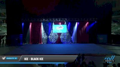ICE - Black Ice [2021 Senior - Hip Hop Day 1] 2021 The American Gateway DI & DII