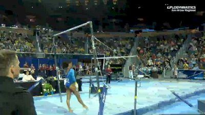 Margzetta Frazier - Bars, UCLA - 2019 NCAA Gymnastics Ann Arbor Regional Championship