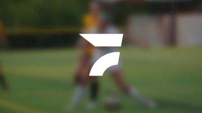 Replay: Turpin vs Anderson - 2021 Anderson vs Turpin | Sep 7 @ 7 PM