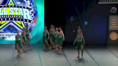 Ultimate Dance Centre (Australia) - Ultimate Rock Stars [2018 Open Contemporary / Lyrical Finals] The Dance Worlds
