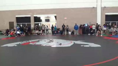 72 kg Consolation - Breanna Denise Jennings, TX vs Tiyanna Leal, OR