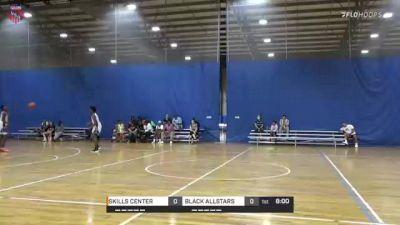 BLACK ALLSTARS vs. SKILLS CENTER - 2021 AAU Boys World Championships (14U/8th Grade)