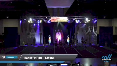 Hanover Elite - Savage [2021 L3 Youth Day 1] 2021 Queen of the Nile: Richmond