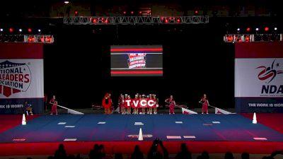 Trinity Valley Community College [2018 Coed Junior College Prelims] NCA & NDA Collegiate Cheer and Dance Championship
