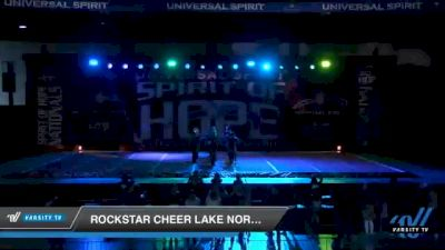 Rockstar Cheer - Lake Norman - Twisted Sister [2021 Junior Small 3 Day 2] 2021 Universal Spirit: Spirit of Hope National Championship