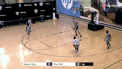 Full Replay - 2019 AAU 14U Boys Championships - Court 6 - Jul 18, 2019 at 8:43 AM EDT