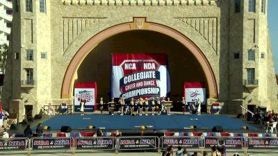 Alderson Broaddus University [2018 Intermediate Small Coed Division II Prelims] NCA & NDA Collegiate Cheer and Dance Championship
