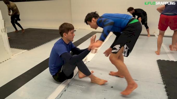 Paulo Miyao Rolling No-Gi at Unity Jiu-Jitsu