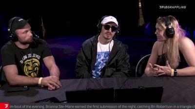 Recap Show: Craig Jones & Kendall Reusing Analyze WNO Matches