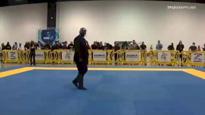 DIEGO DIAS RAMALHO vs JORDAN WAYNE-EMERSON MORE 2020 IBJJF Pan No-Gi Championship