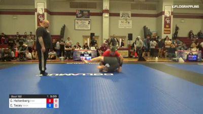 Casey Hellenberg vs Calvin Tacey 1st ADCC North American Trials