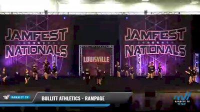 Bullitt Athletics - Rampage [2021 L5 Junior Day 1] 2021 JAMfest: Louisville Championship