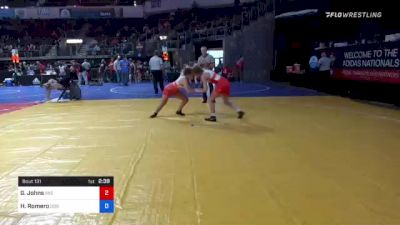 113 kg Consi Of 8 #2 - Emma Mott, Unattached vs Isa-Bella Mendoza, Missouri