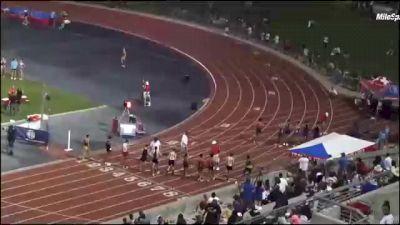 Boys' 3200m, Finals 1